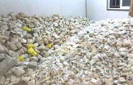Thách thức trong cuộc chiến chống buôn lậu ma túy của Jordan