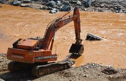 Đã tìm thấy một thi thể trong sự cố thủy điện Sông Bung 2