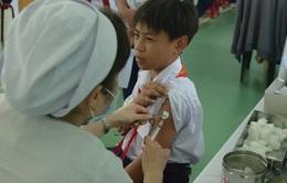 Bình Thuận: Tiêm vaccine sởi - rubella miễn phí đạt tỷ lệ trên 93%