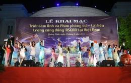 Người đẹp Hoa hậu Biển hào hứng tìm hiểu các quốc gia ASEAN