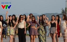 Hoa hậu Biển Việt Nam 2016: Dàn thí sinh xinh đẹp đổ bộ đảo ngọc Tuần Châu