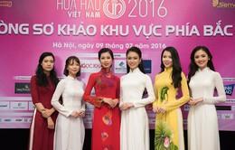 Thí sinh KV miền Bắc khoe sắc tại buổi sơ khảo Hoa hậu Việt Nam 2016