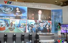 Tiếp cận công nghệ truyền hình hiện đại từ Telefilm 2016