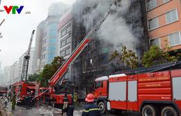 Bài học từ những vụ cháy gây thiệt hại lớn