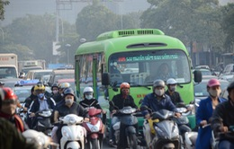 Xe máy tại Việt Nam tăng 48 lần trong gần 30 năm