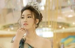 Hoa hậu Mỹ Linh tỏa sáng với vẻ đẹp lộng lẫy ở Đài Loan