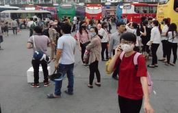 Hà Nội: Các tuyến xe khách liên tỉnh có nguy cơ ùn tắc cục bộ