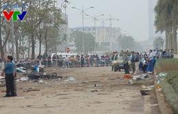 Vụ nổ tại Văn Phú - Hà Đông: Nhiều nạn nhân qua cơn nguy kịch