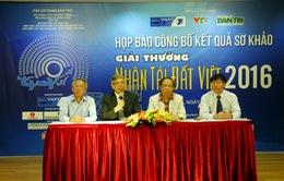 20 sản phẩm vào Chung khảo Nhân tài Đất Việt 2016