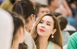 Lưu Hương Giang tự tin khoe nhan sắc mới trẻ trung