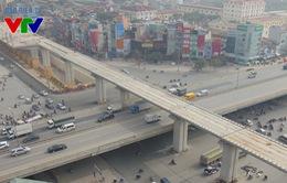 Hầm chui hiện đại nhất Thủ đô chuẩn bị thông xe