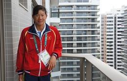 Olympic Rio 2016: Ánh Viên bị cháy nắng, phải luyện tập đến 2h sáng
