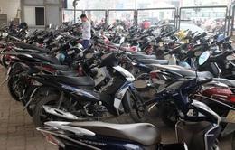 Gần 9.000 chiếc xe máy được bán ra mỗi ngày tại Việt Nam