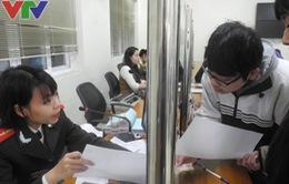 Giải quyết thủ tục hành chính nhanh gọn trong ngày thứ 7 tình nguyện