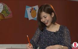 """8 IELT: Ngắm biểu cảm """"siêu dễ thương"""" của hotgirl Tú Linh MU"""