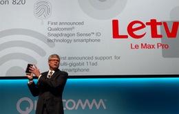 Letv Le Max Pro – Smartphone đầu tiên dùng chip Snapdragon 820