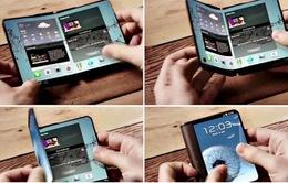 Samsung sẽ ra mắt smartphone gập đôi màn hình vào cuối 2016