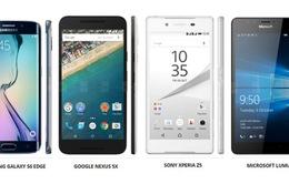 5 smartphone màn hình dưới 5,4 inch tốt nhất
