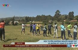 ĐT những người nhập cư chuẩn bị cho Olympic