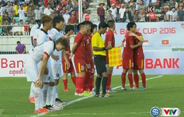 VIDEO: Xem lại loạt đá penalty của ĐT Việt Nam và ĐT Hong Kong (TQ)