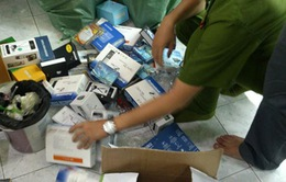 Hà Nội: Thu giữ hàng nghìn sản phẩm điện tử không rõ nguồn gốc