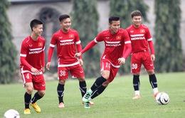 Danh sách ĐT Việt Nam tập trung AFF Cup 2016: Mạc Hồng Quân vắng mặt