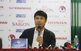 HLV Hữu Thắng: Đài Loan (Trung Quốc) chưa bao giờ là đội dễ áp đặt lối chơi