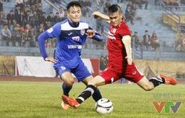 Nhìn lại màn tỏa sáng rực rỡ của Công Vinh trong trận gặp Than Quảng Ninh