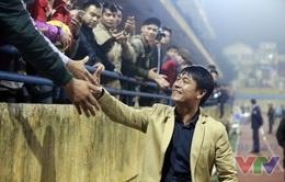HLV Hữu Thắng - người truyền lửa đích thực của bóng đá Việt Nam