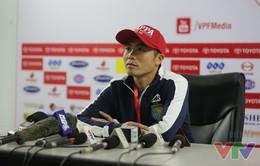 """Hà Nội T&T """"trảm"""" HLV Phạm Minh Đức sau chuỗi thành tích bết bát"""