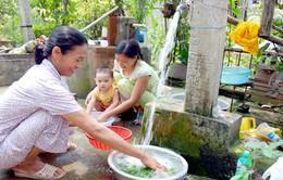 Cuối năm nay, 100% người dân TP.HCM có nước sạch
