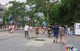 Hơn 1 tỷ đồng mỗi m2 đất phố đi bộ Hà Nội