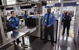 Khách du lịch tại Mỹ được khuyến cáo đến sân bay trước 3 tiếng