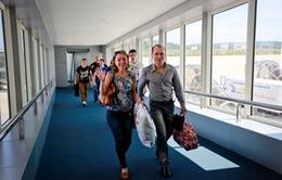 Lượng du khách Nga đến Nha Trang tăng trở lại