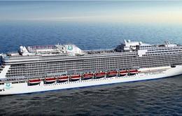 Du thuyền Genting Dream cập cảng Nha Trang