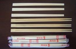 Đũa dùng một lần của Việt Nam không chứa chất tẩy trắng