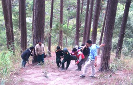 3 du khách nước ngoài thám hiểm thác Datanla tử nạn