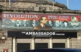 Thủ đô Dublin kỷ niệm 100 năm Cách mạng Phục sinh