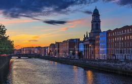 Thủ đô Dublin, Ireland đón cơ hội từ Brexit