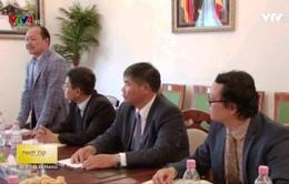 Việt - Đức hội thảo quy mô lớn về quan hệ kinh tế