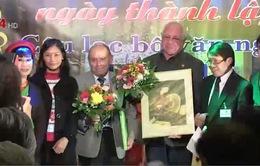 CLB Văn nghệ tháng 10: Cầu nối văn hóa Việt Nam - CHLB Đức