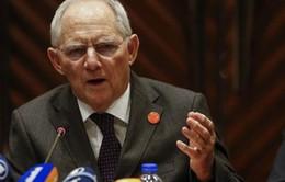 Bộ trưởng Tài chính EU lo ngại Anh rời khỏi EU