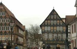 Đức: Thị trấn năng lượng khốn đốn vì giá dầu giảm