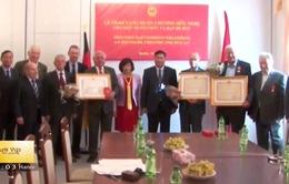 Trao Huân chương Hữu nghị cho một số tổ chức và bạn bè Đức