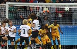 VIDEO Bóng đá nữ Olympic: Thắng đậm Zimbabwe 6-1, ĐT Đức khẳng định vị thế ứng viên vô địch