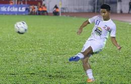 Thêm cầu thủ Hoàng Anh Gia Lai sang Hàn Quốc thi đấu