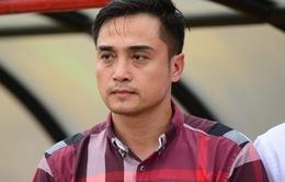HLV Đức Thắng của CLB Sài Gòn bị VFF cấm chỉ đạo 2 trận