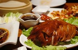 Vịt quay - Đặc sản không nên bỏ lỡ khi tới Bắc Kinh, Trung Quốc