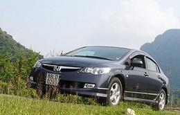 Triệu hồi gần 10.000 ô tô Honda tại Việt Nam vì lỗi túi khí