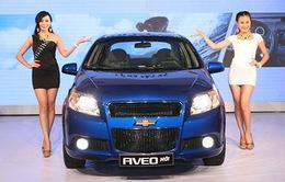 Triệu hồi 1.240 xe Chevrolet Aveo tại thị trường Việt Nam